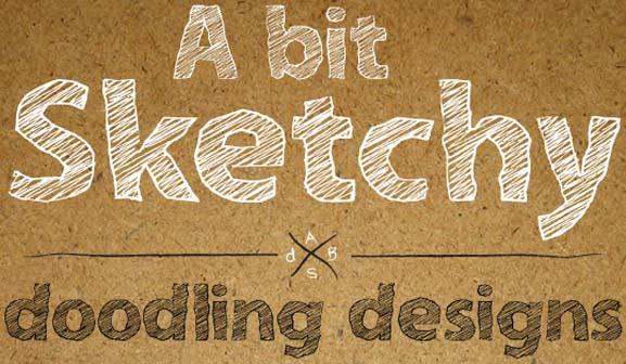 A bit sketchy es un font gratis que puede ser utilizado de forma dinámica