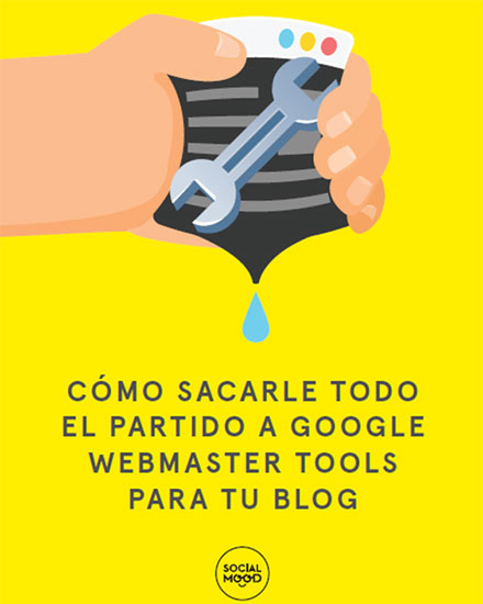 Guía Google Webmaster Tools para blogs