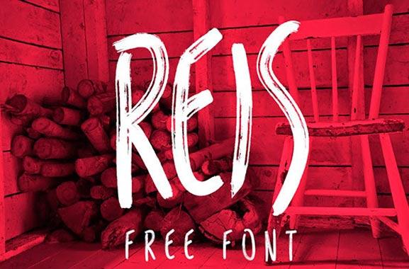 Reis Font, descarga gratis