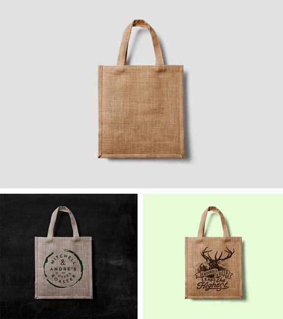 Bolsa Ecológica Textil gratuita