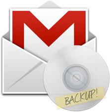 Gmail Backup para tener más espacio